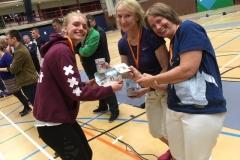 Womens sabre winners 2018