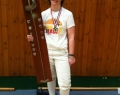 Lucy Wright - Hants FU women's sabre