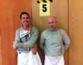 Men's Sabre Team - Wellesbourne 2011