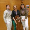 Hampshire Ladies Sabre Champion 2017
