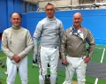 The Southern Men's Sabre Team