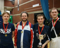 Men's Epee Results 2011