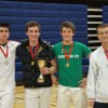 Mens Foil Results Hants 2011